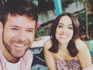 Pablo López y Macarena García