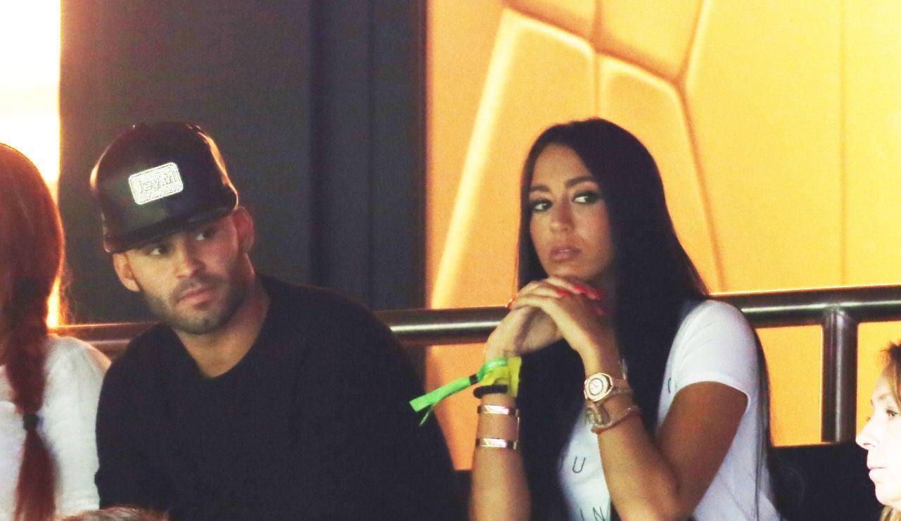 Aurah Ruiz y Jesé Rodríguez