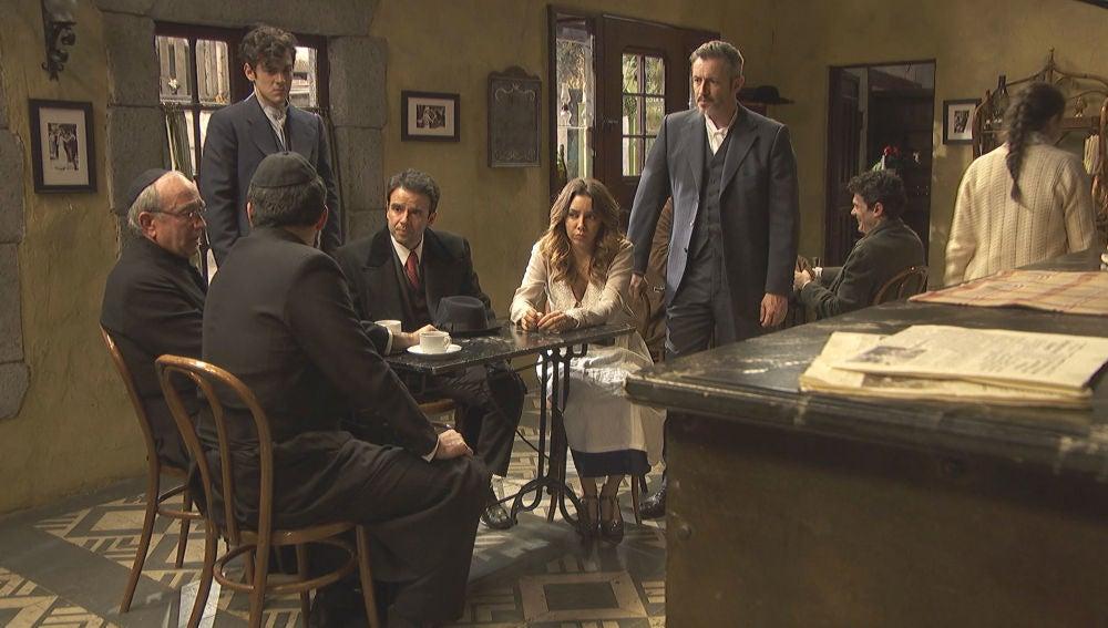 Las nuevas víctimas del general Pérez de Ayala en Puente Viejo