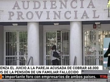 Comienza en Galicia el juicio contra la pareja acusada de cobrar la pensión de un familiar fallecido