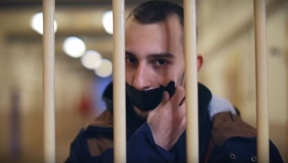Imagen del videoclip