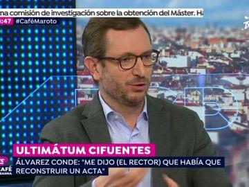Javier Maroto en Espejo Público