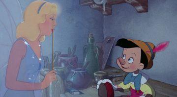 Escena de 'Pinocho'