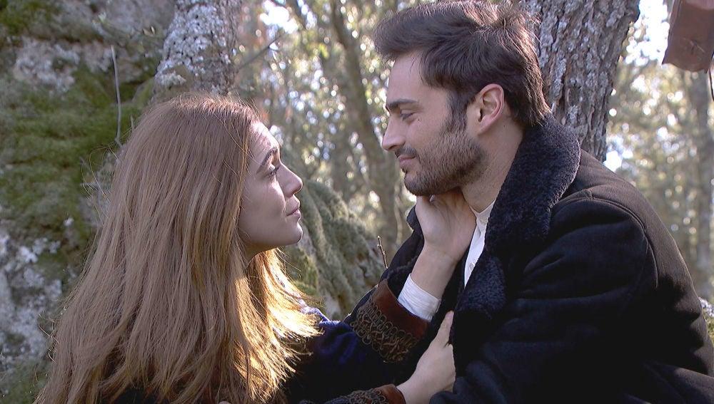 Julieta se sincera con Saúl y le cuenta toda la verdad