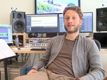 Federico Jusid, compositor de la banda sonora de 'La Catedral del Mar'
