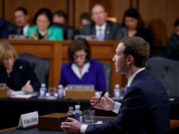 El presidente y fundador del gigante tecnológico Facebook, Mark Zuckerberg