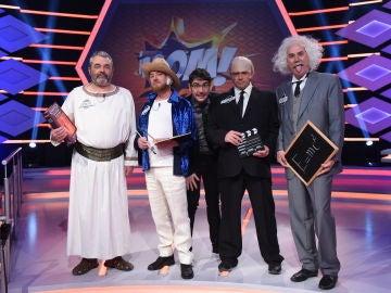 'Los Lobos' alcanzan los 200 Programas en '¡Boom!'