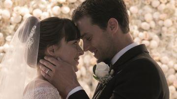 La boda de Christian y Anastasia