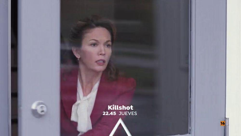 Cine de acción en Antena 3 con la película 'Killshot'