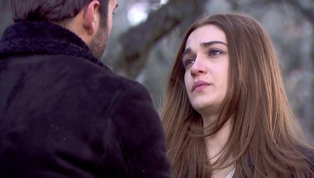 """Saúl calma los miedos de Julieta: """"Jamás volveremos a separarnos"""""""