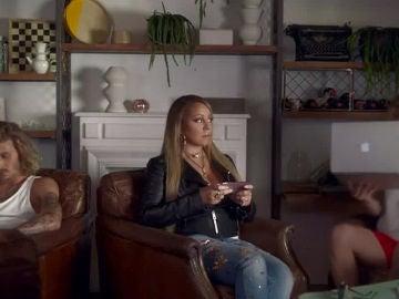 Mariah Carey en una campaña publicitaria