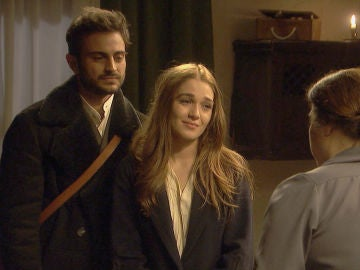 Julieta y Saúl regresan a casa de Consuelo quién les advierte de lo sucedido en su ausencia