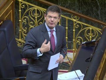 Catalá en el Congreso
