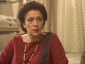 Francisca se entera de que Julieta ha regresado a Puente Viejo