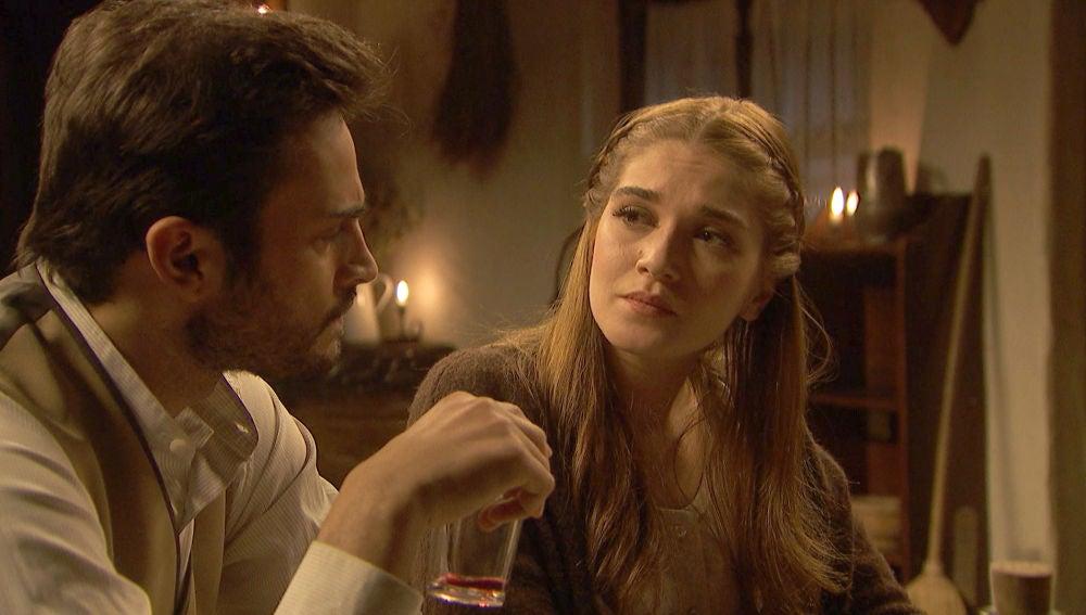 "Julieta a Saúl: ""Cuando llegue el momento nos enfrentaremos a lo que venga"""