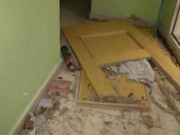 vecinos denuncian la convivencia con una plaga de cucarachas