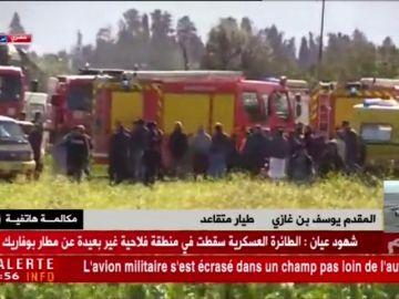 Al menos 257 muertos al estrellarse un avión militar en Argel