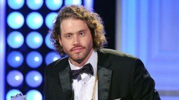 T.J. Miller en los Critics' Choice Awards