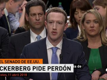 Zuckerberg asume toda la culpa del abuso de Cambridge Analytica