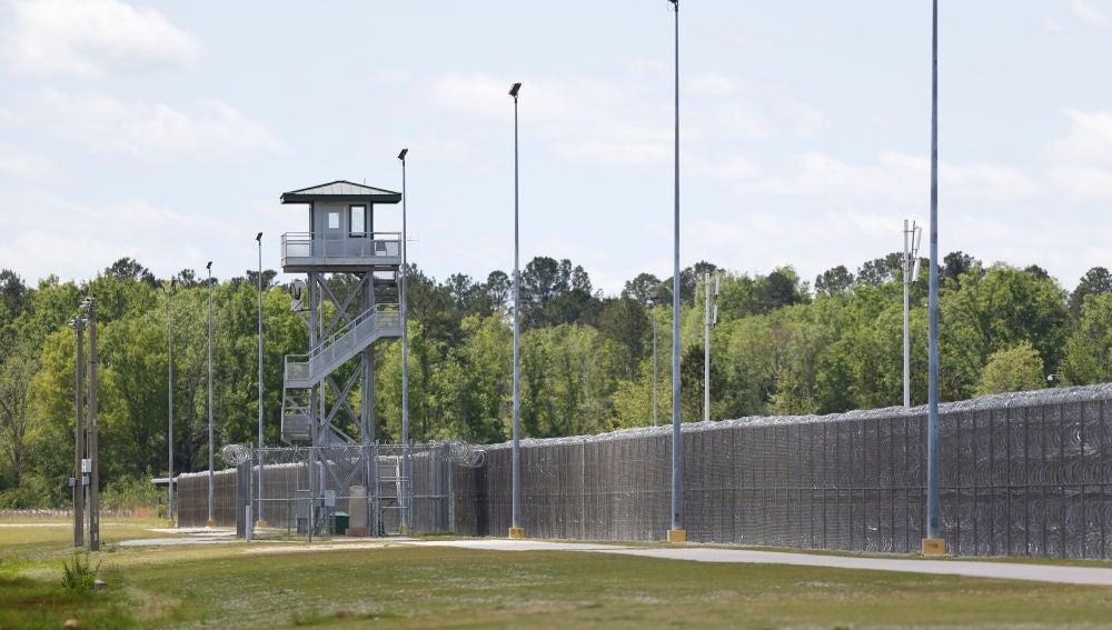 Prisión de Lee en Carolina del Norte
