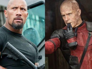 ¿Deadpool y The Rock juntos?