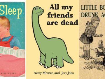 Portadas de libros infantiles