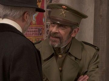 Emilia, en el punto de mira del general Pérez Ayala
