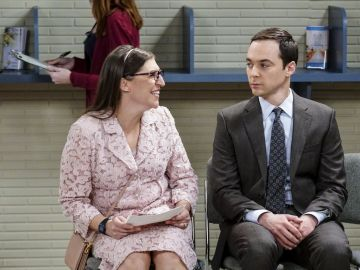 Amy y Sheldon darán un paso muy importante en 'The Big Bang Theory'
