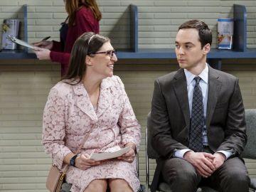 Amy y Sheldon darán un paso muy importante en 'The Big Bang Theory'