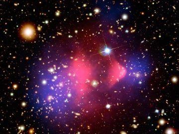 Imagen captada por un telescopio de la NASA (Archivo)