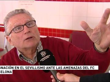 """El sevillismo, indignado ante los posibles pitos en la final de Copa: """"Habría que expulsarles de la Copa"""""""