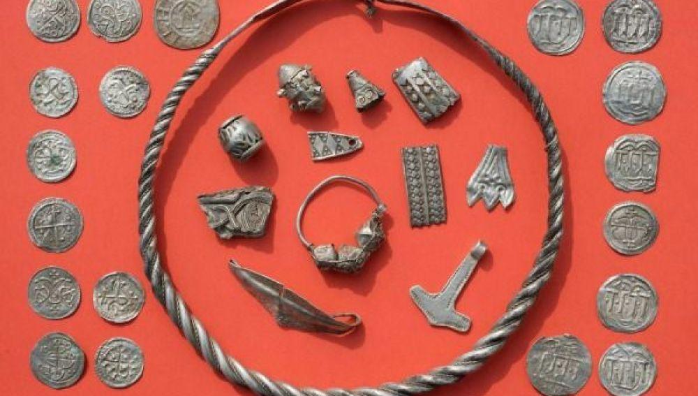 tesoro Vikingo alemania