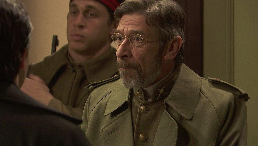 El general Pérez de Ayala culpa a los Castañeda de la tragedia de Fe