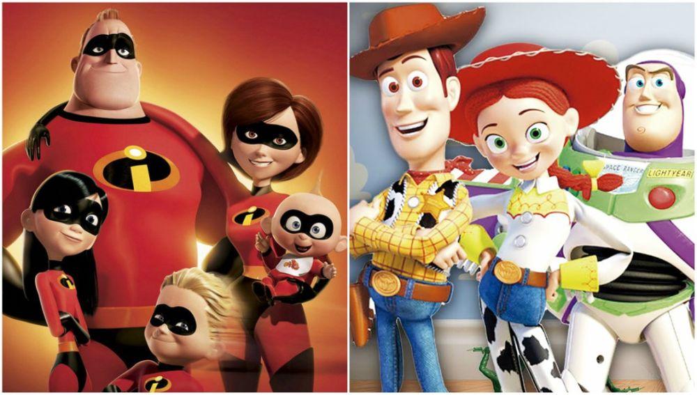 'Los Increíbles 2' harán referencia a 'Toy Story 4'