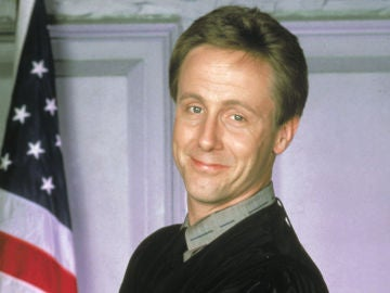 El actor Harry Anderson
