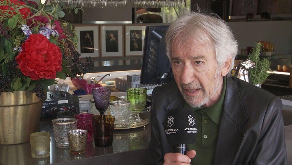 José Sacristán habla sobre 'Formentera Lady'