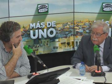 """El magistrado emérito del Tribunal Supremo, Joaquín Giménez, cree que """"rebelión fue el 23F"""""""