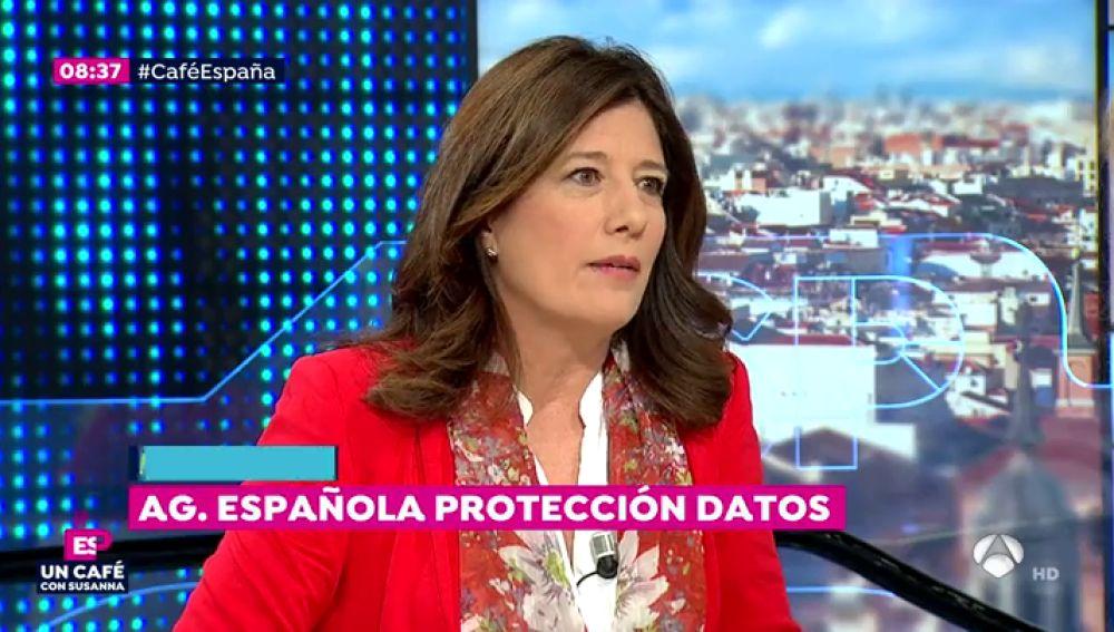 Mar España en Espejo Público