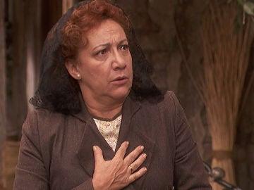 Una pudurosa Dolores renuncia a su 'milagro'
