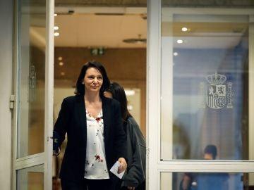La diputada de Podemos Carolina Bescansa