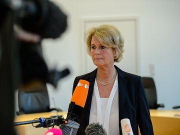 La jueza Frauke Holmer