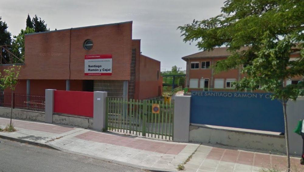 Colegio de Educación especial Santiago Ramón y Cajal de Getafe