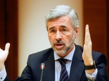 El exsecretario general del PP, Ángel Acebes