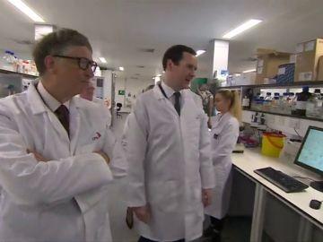 Bill Gates destinará más de 800 millones de euros a combatir la malaria