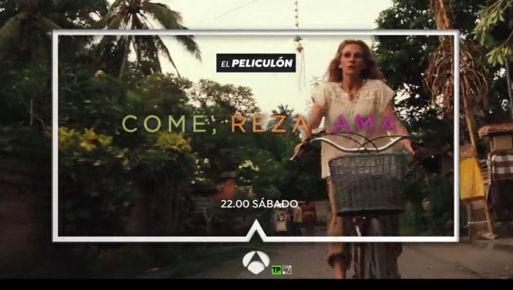 Julia Roberts y Javier Bardem protagonizan 'Come, Reza, Ama' en El Peliculón