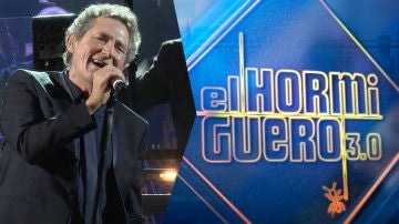 Miguel Ríos en 'El Hormiguero 3.0'