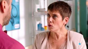 A Carmen le piden una prueba de paternidad