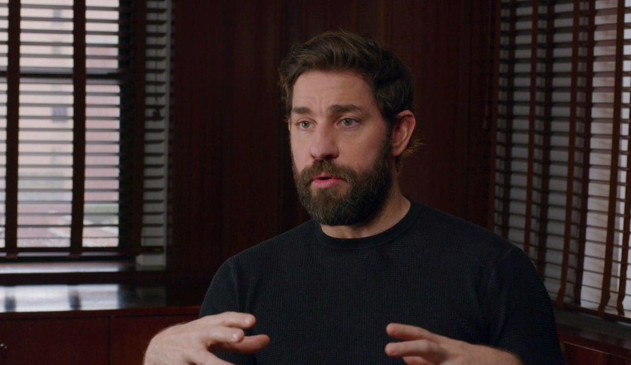 Entrevista a John Krasinski