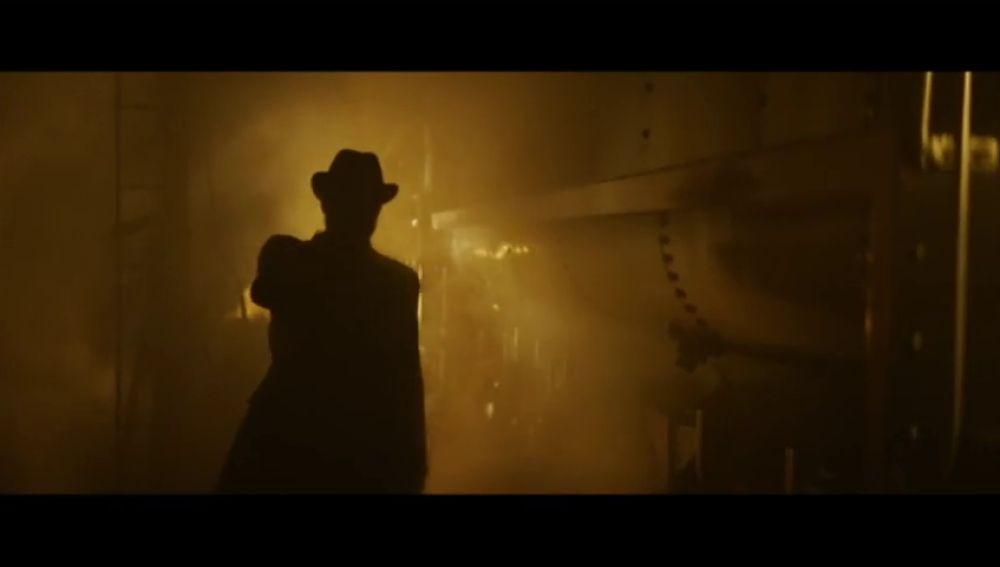 Dani de la Torre se aventura en una película de gángsters en los años 20