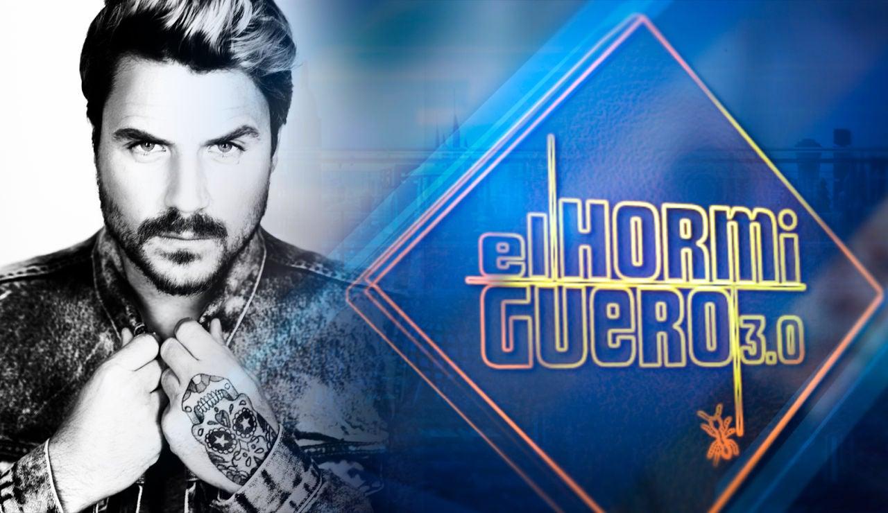 Dani Martin estrenará 'Dieciocho' en 'El Hormiguero 3.0'